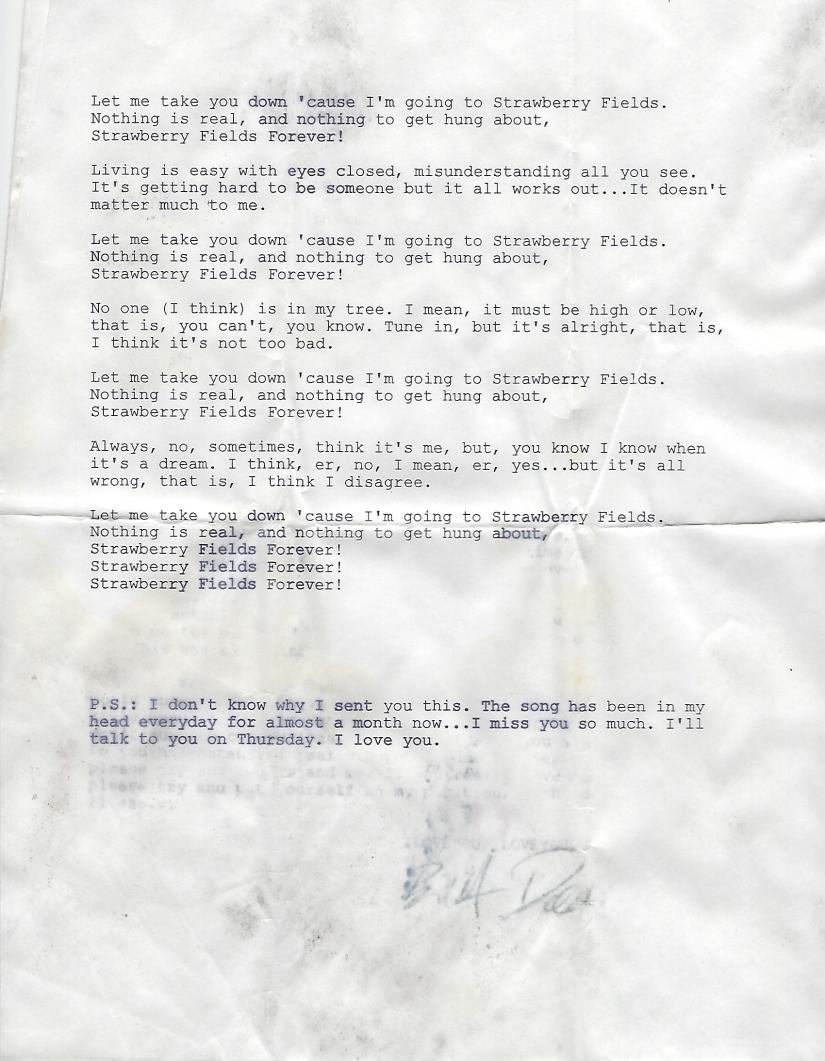 October 1998 Letter 4