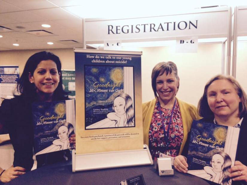 American Association of Suicidology's 51st Annual Conference, Washington D.C.