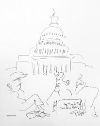 Activists on Capitol Hill