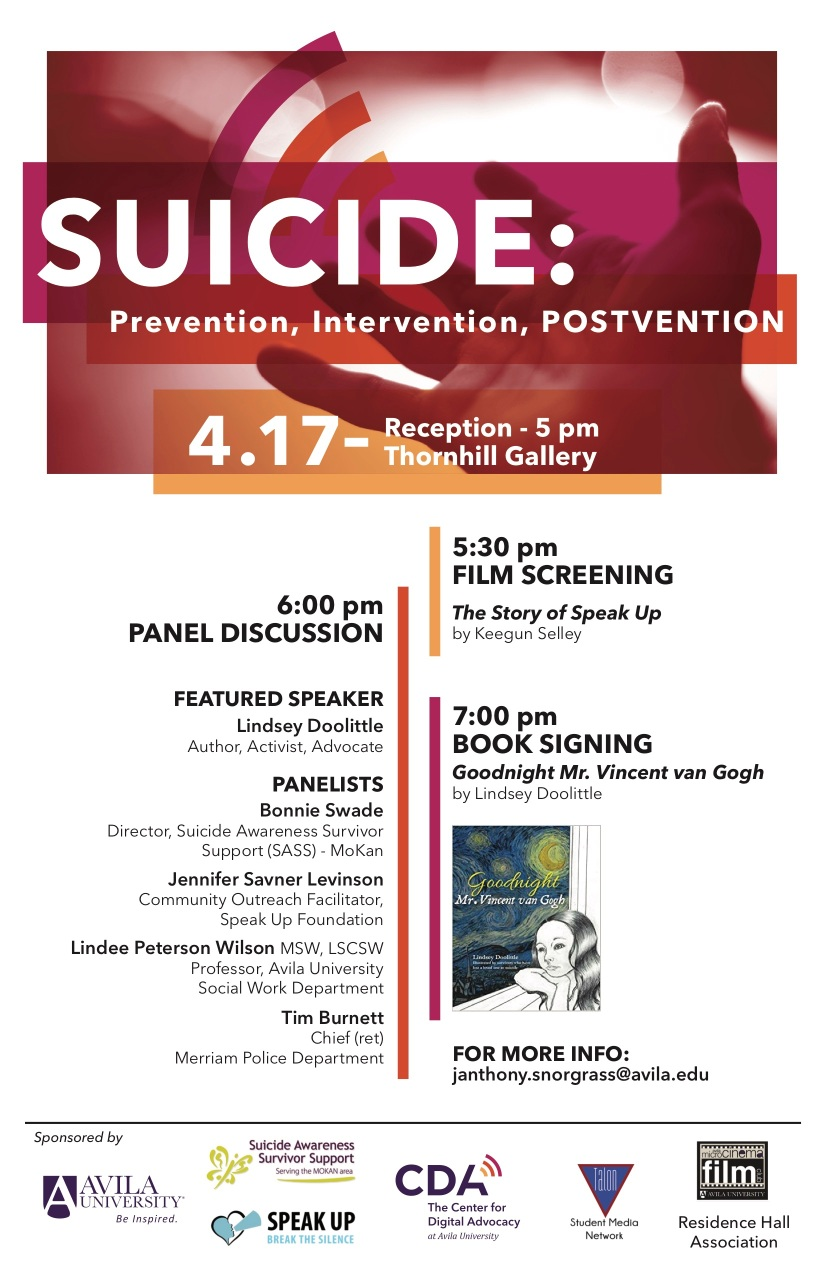 Suicide_Postvention symposium Flyer